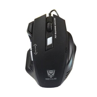 Rexus RXM-G7 Mouse Gaming Extream - Hitam
