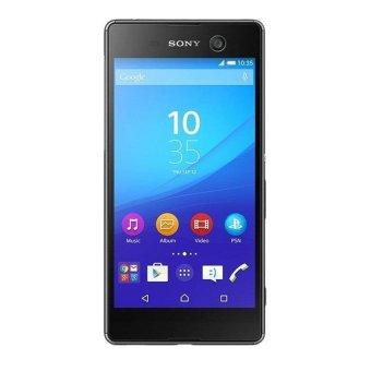 Sony Xperia M5 Dual Resmi - 16 GB - Hitam