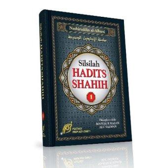 Pustaka Imam Syafi'i - Silsilah Hadits Shahih - 3 Jilid Hard Cover