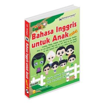 Bamboomedia - Bahasa Inggris Untuk Anak Seri 2