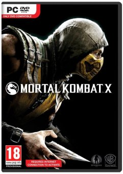 Warner Bros Entertainment Mortal Kombat X Premium Edition PC Game Steam CD-Key
