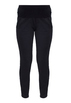 Chantilly Maternity Working Pants Pencil Aileen - Hitam
