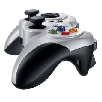 Logitech Gamepad F710 Wireless Controller - Silver