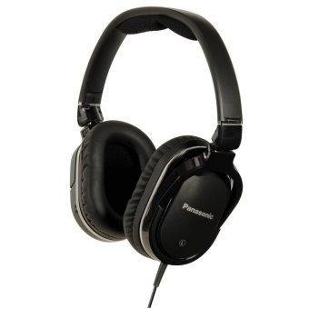 Panasonic RP-HX650-K Over-Ear Premium Hi-Fi Stereo Headphones Genuine