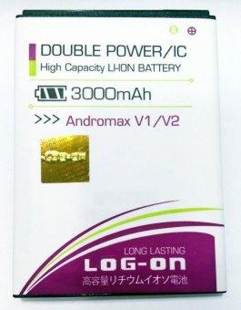 Log On Battery For Smartfren Andromax V/V2 terpercaya