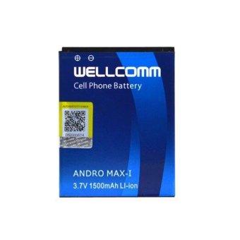 Wellcomm Battery Double IC Untuk Smartfren Andromax i terpercaya