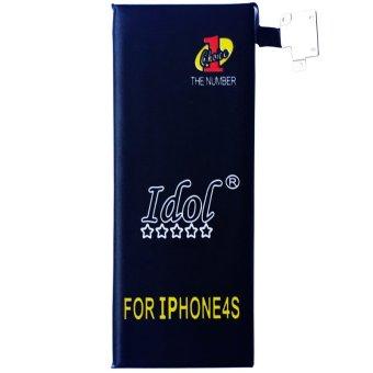 Idol Baterai Iphone 4S terpercaya
