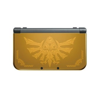 Nintendo 3DS XL Hyrule Gold Limited Edition