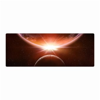 60*35*0.4cm Large Computer Gaming Mouse Mat Mousepad Easy Move(Export)(Intl)