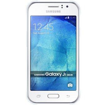 Samsung J1 Ace 2016 J111F Smartphone - White [4G LTE -8GB]