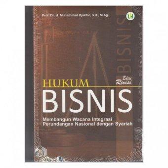 Books - Hukum Bisnis cet ke 2 - Edisi Revisi