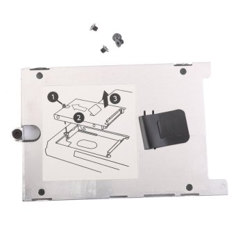 S & F Hard Drive HDD Caddy Case Cover w/Screws for HP 2760P