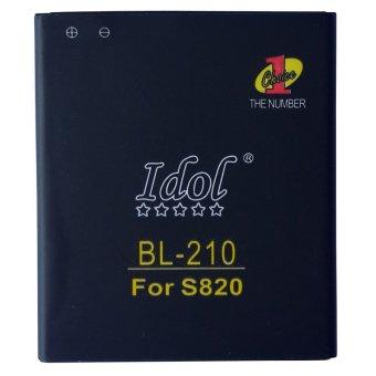 Idol Baterai Lenovo BL-210 S820 / S650 / A536 terpercaya