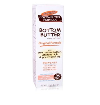 Palmer's - Bottom Butter with Pure Cocoa Butter, Vitamin A & Pro Vitamin B