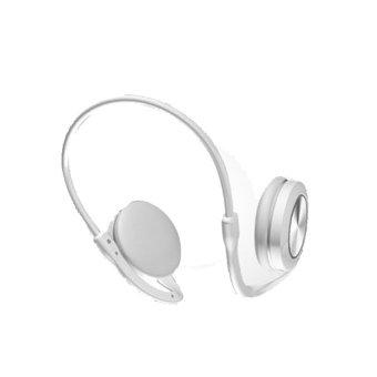 Inote VPULSE H2 Bluetooth HeadSet white