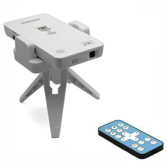 SP-1200W Mini 120 Lums Portable Projector DLP (Intl)