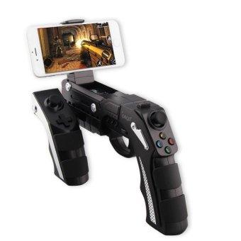 Ipega The Phantom Shox Blaster Bluetooth Gun Gamepad for Smartphone - PG-9057 - Hitam