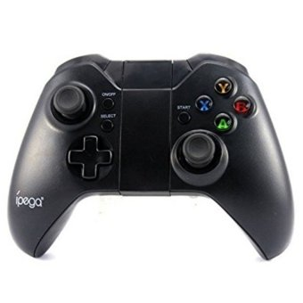 Ipega PG-9053 Wireless Bluetooth Game Controller with Nibiru Solution for Android - Hitam
