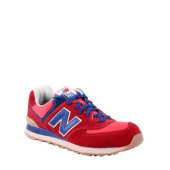 harga New Balance Classic 574 Men's Shoes - Red Lazada.co.id