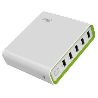 Jual Hame H18 Power Bank 5 Output 20000mAh - H18 - White Harga Termurah Rp 750000. Beli Sekarang dan Dapatkan Diskonnya.