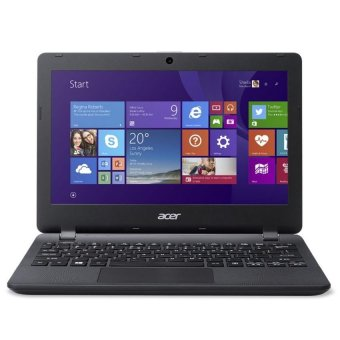 Acer Aspire ES1-431 - Intel N3050 New - 2GB RAM - Windows 10 - Hitam