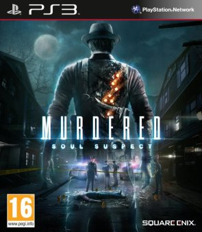 SONY PS3 Game Murdered Soul Suspect