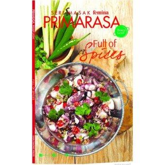 PT. Akses Media Favorit Primarasa Resep Lezat - Full Of Spices