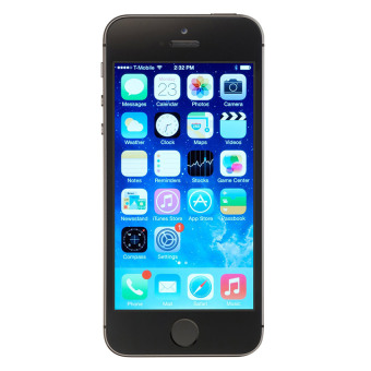 Refurbished Apple iPhone 5S - 16 GB - Space Gray - Grade A