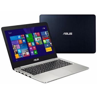 Jual ASUS K401UQ-FR016T - RAM 8GB - Intel Core i7-6500U - GT940MX-2GB - 14 FHD - Win10 - Blue