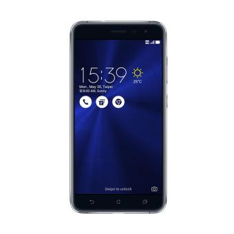Asus Zenfone 3 ZE520KL 4G LTE 16MP With Fingerprint - hitam