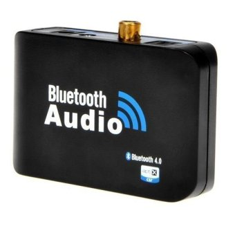 Bluetooth Audio Receiver for Sound System / Bluetooth receiver/ Most Speakers Bluetooth HD Music Receiver (Black)(Intl)