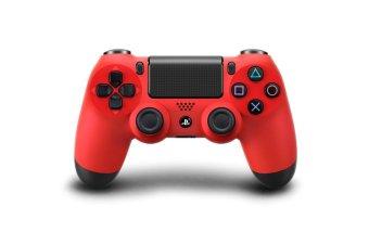 Sony PS4 DualShock 4 Wireless Controller - Merah