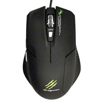 Dragonwar Dragunov Programmable Gaming Mouse - Hitam