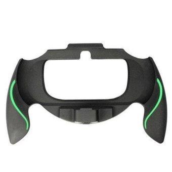 Durable Joypad Bracket Holder Case Hand Grip Handle for Sony PSV PS Vita (Black) (Intl)