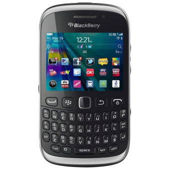 BLACKBERRY ARMSTRONG 9320 HITAM