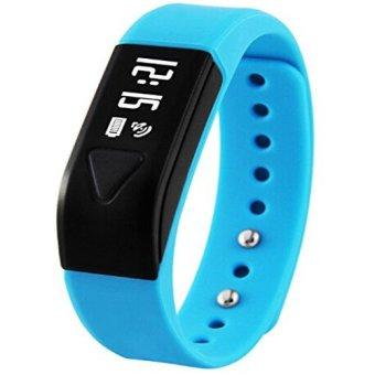 High Quality I5 Bluetooth Smart Wristband (Blue)