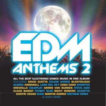 Warner Music Indonesia Various Artist Edm Anthems 2