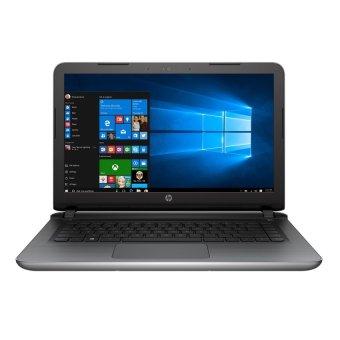 HP Pavilion 14-ab127TX - Intel Core i5-6200 - 4GB RAM - Windows 10 - Silver