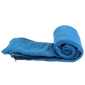Nylon Braided Rope Cord (Blue)