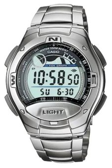 harga Casio - Jam Tangan Pria - Silver - Stainless Steel - W753D-1AV Lazada.co.id
