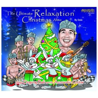 Maharani Record - The Ultimate Relaxation Chistmas - Music CD