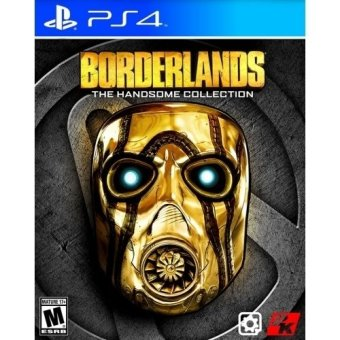 Sony - PS4 Borderlands The Handsome Collection Reg 3