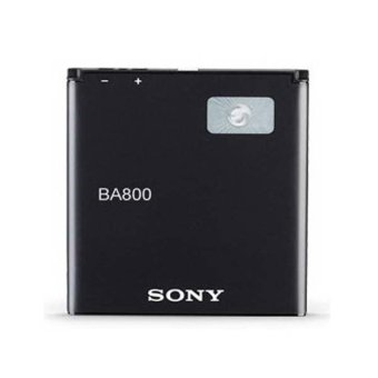 Sony Ericsson Baterai BA800 / 1253-5636 Original Non Packing For Xperia V & S terpercaya