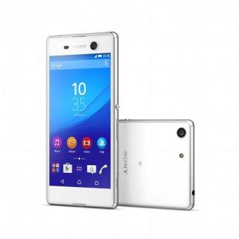 Sony Xperia M5 Dual - 16GB - Putih