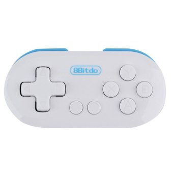 8Bitdo Zero Bluetooth V2.1 Game Controller Gamepad For Android Ios(White) - Intl