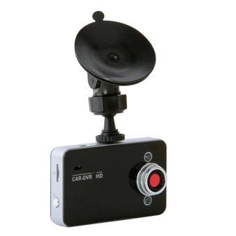 Camera Night Vision Video Recorder Car Vehicle DVR 6000K Blackbox Full HD - Intl