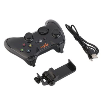 CHEER MFI Bluetooth Wireless Game Controller Joystick For Iphone 5 6 6S Plus Black (Intl)