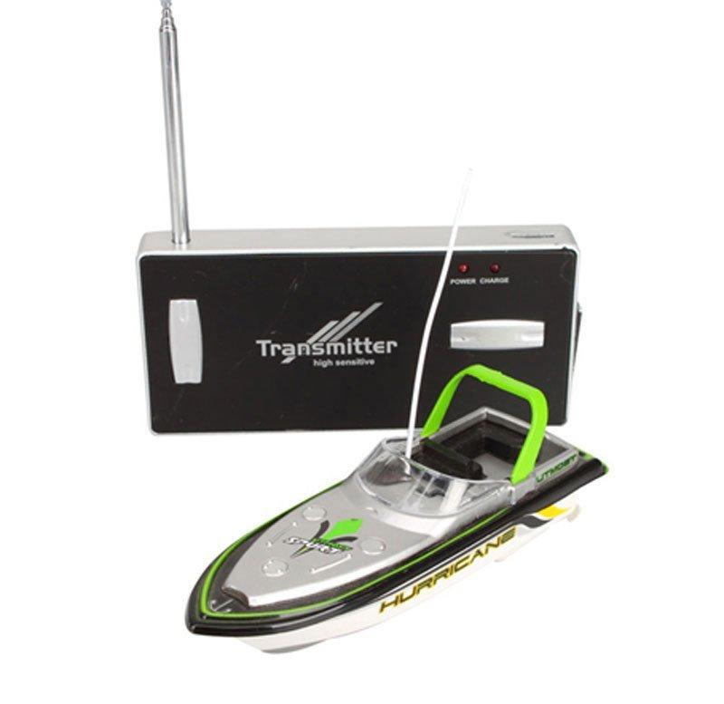 harga 2015 Radio Remote Control Super Mini Speed Boat Dual Motor Kid Toy(Green) (Intl) Lazada.co.id