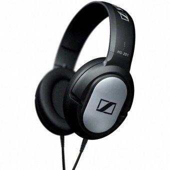 Sennheiser Headphone HD 201 - Hitam
