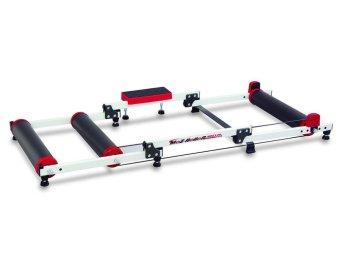 harga Minoura Trainer MOZ Roller Dengan Step Guard - Putih Hitam Lazada.co.id